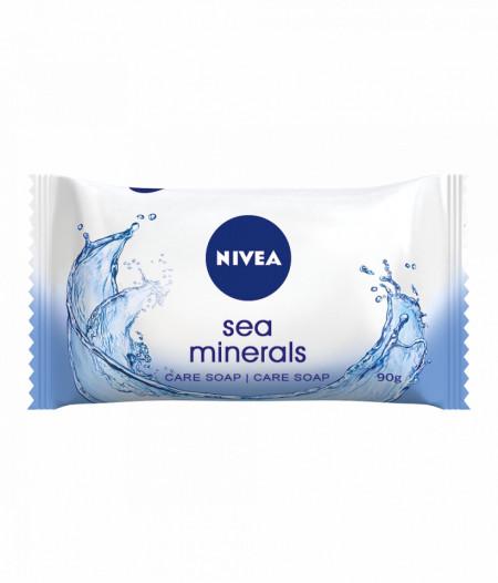 Set Sapun Nivea Sea Minerals, 90g - 6 buc
