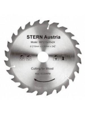 Disc fierastaru cu panza circulara SBT160/18