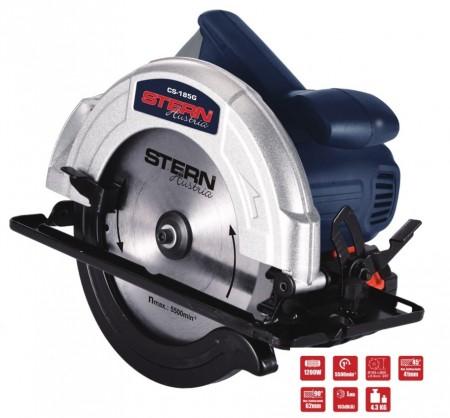 Ferastrau circular Stern Austria CS185G, 1200 W , 185 mm 5500 rpm