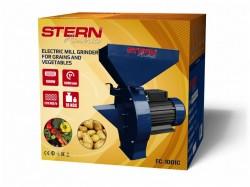 Moara pentru cereale, legume si fructe 1800W, FC-1001C