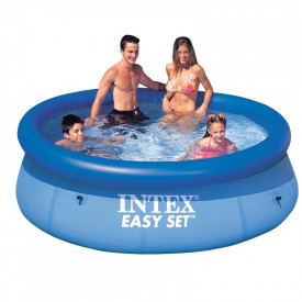 Piscina gonflabila Intex Easy Set Clearview 56970/28110 244 x 76 cm