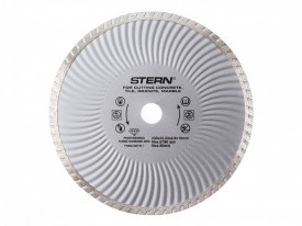 Disc diamantat profesional turbo 230 mm,6790 rpm PROD230TW