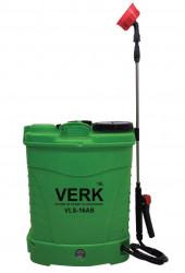 Pompa stropit 16L cu acumulator 12V, 8Ah, VERK VLS16AB