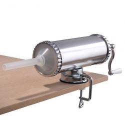 Aparat pentru preparat carnati cu ventuza si accesoriu prindere de masa capacitate 1.5 Kg Vanessa Sausage Maker