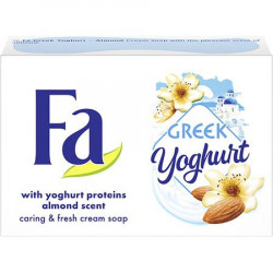 Set Sapun Fa Greek Yoghurt, 90g - 4 buc