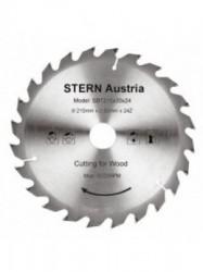 Disc fierastaru cu panza circulara SBT160/24