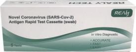 Test Rapid COVID-19 Antigen Realy Tech