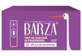 TEST SARCINA ULTRASENSIBIL BARZA CASETA, SERVETELE INTIME GRATIS