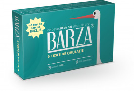 TEST OVULATIE 5 BUC, TEST SARCINA, SERVETELE INTIME GRATIS