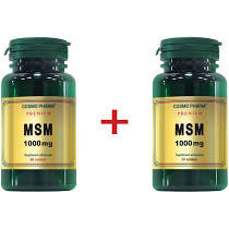MSM 1000MG 60CPR + 30CPR GRATIS