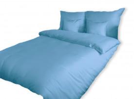 Lenjerie de pat bumbac satinat BLUE 009/200x220