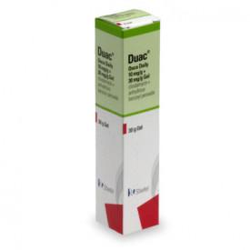 Duac gel anti acnee, 30 gr