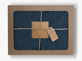 Lenjerie de pat DRESS BLUE/160x200(P) STONEWASHED