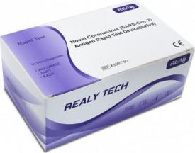 Test Rapid Saliva Antigen COVID-19 Realy Tech