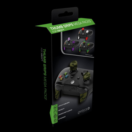 Gioteck - Thumb Grips Mega Pack for Xbox One MULT Xbox One