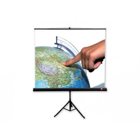 Avtek Tripod Standard 150 (projection area 150x150cm; 1:1; Matt-White)