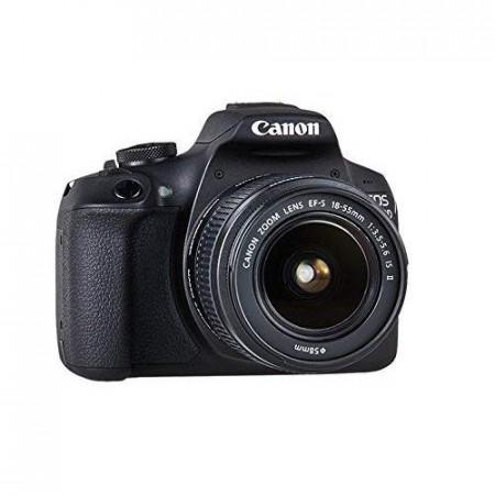 Camera foto DSLR Canon EOS 2000D + obiectiv EF-S 18-55mm IS kit