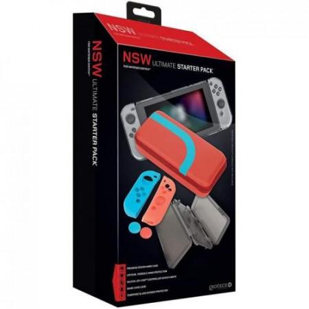 Gioteck - Nintendo Switch Essential Starter Pack MULT Nintendo Switch