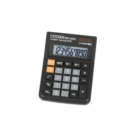 Citizen SDC-022S CALCULATOR 10 DIGIT