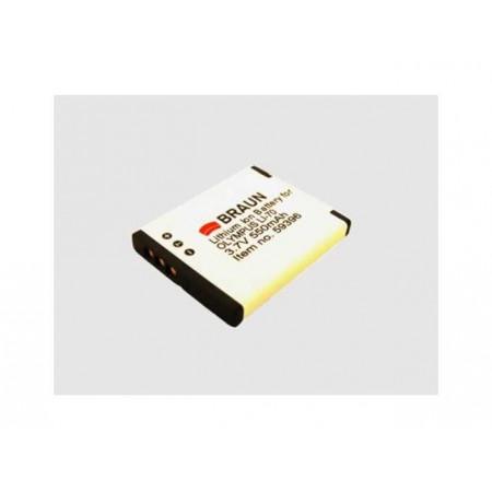 Acumulator foto BRAUN BDP-OLI70 - compatibil OLYMPUS LI-70B