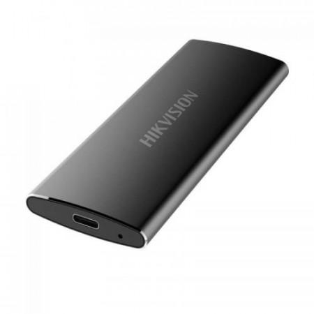 HIKVISION T200N External SSD 256GB Black USB 3.1 Type-C