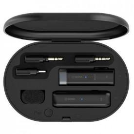 Boya BY-WM3U Linie Wireless cu Microfon Incorporat USB-C & TRS 3.5mm