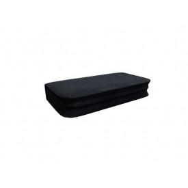 MediaRange CD-wallet for 96 discs, black