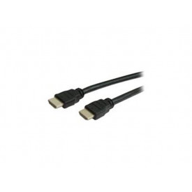 MediaRange HDMI Cable Version 1.4 with Gold-Plated black 5M