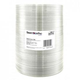 SmartDisk Pro by Verbatim DVD-R White Inkjet Printable 100 Wrap