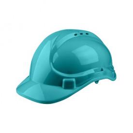 TOTAL - Casca de protectie - PE - Albastru