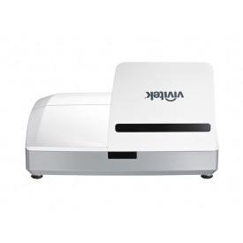 Vivitek Ultra-Short-Throw 0.3:1, Full HD, 3500 Lumeni, 10.000:1, 7000 ore, 2 x 10W, VGA, HDMI, MHL,