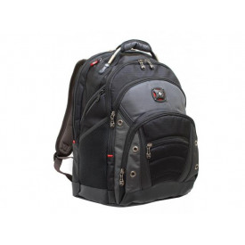 Wenger Synergy 16 inch Computer Backpack, Gray/Black