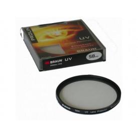BRAUN Proline UV Filter 62 mm