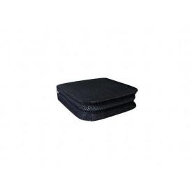 MediaRange CD-wallet for 24 discs, black