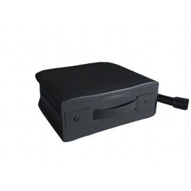 MediaRange CD-wallet for 300 discs, black