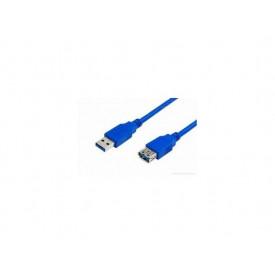 MediaRange usb 3.0extension cable AM/AF blue 3M
