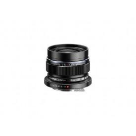 Obiectiv Olympus Zuiko Digital ED 12mm f2.0 Black