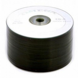 OMEGA CD-R 700MB 52X Shrink 50buc