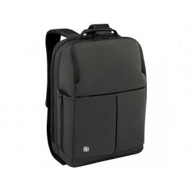Wenger Reload 16 inch Laptop Backpack with Tablet Pocket, Gray