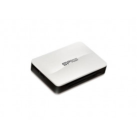 Card REader Silicon Power SPC39V1W All in One, White