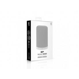 Hard disk portabil Silicon-Power Armor A65M 2TB, Grey, 2.5 inch pentru MAC