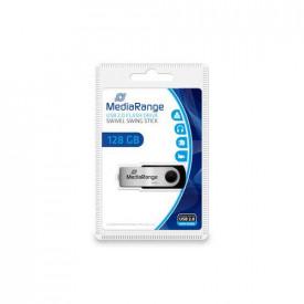 MediaRange USB 2.0 flash drive, 128GB