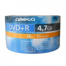 OMEGA DVD+R 4.7GB 16X Shrink 50