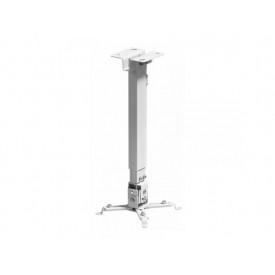 Reflecta TAPA white ceiling mount length 700-1200mm