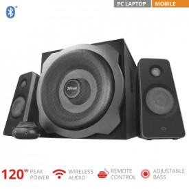 TRUST GXT 38BT Tytan 2.1 Speaker Set with Bluetooth
