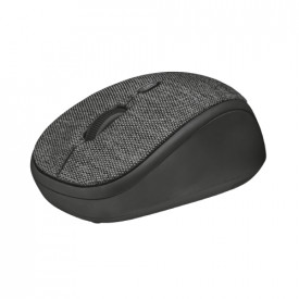 TRUST Yvi Fabric Wireless Mouse - black