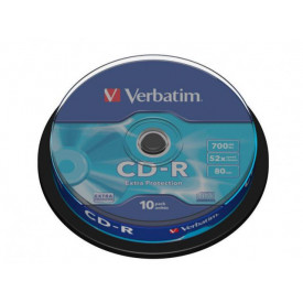 Verbatim CD-R EP SPINDLE10