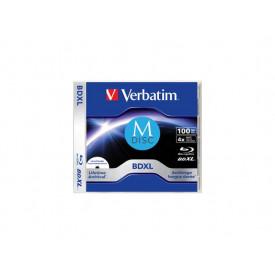 Verbatim M-DISC BD-R 4x 100 GB Inkjet Printable