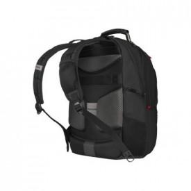 Wenger, Pegasus Deluxe, Ballistic 16 Laptop Backpack, Black