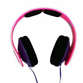 Gioteck - TX30 Stereo Game & Go Headset Pink for Switch, PS5, PS4, Xbox Series, Xbox One & Mobile MULT Multi-Platform